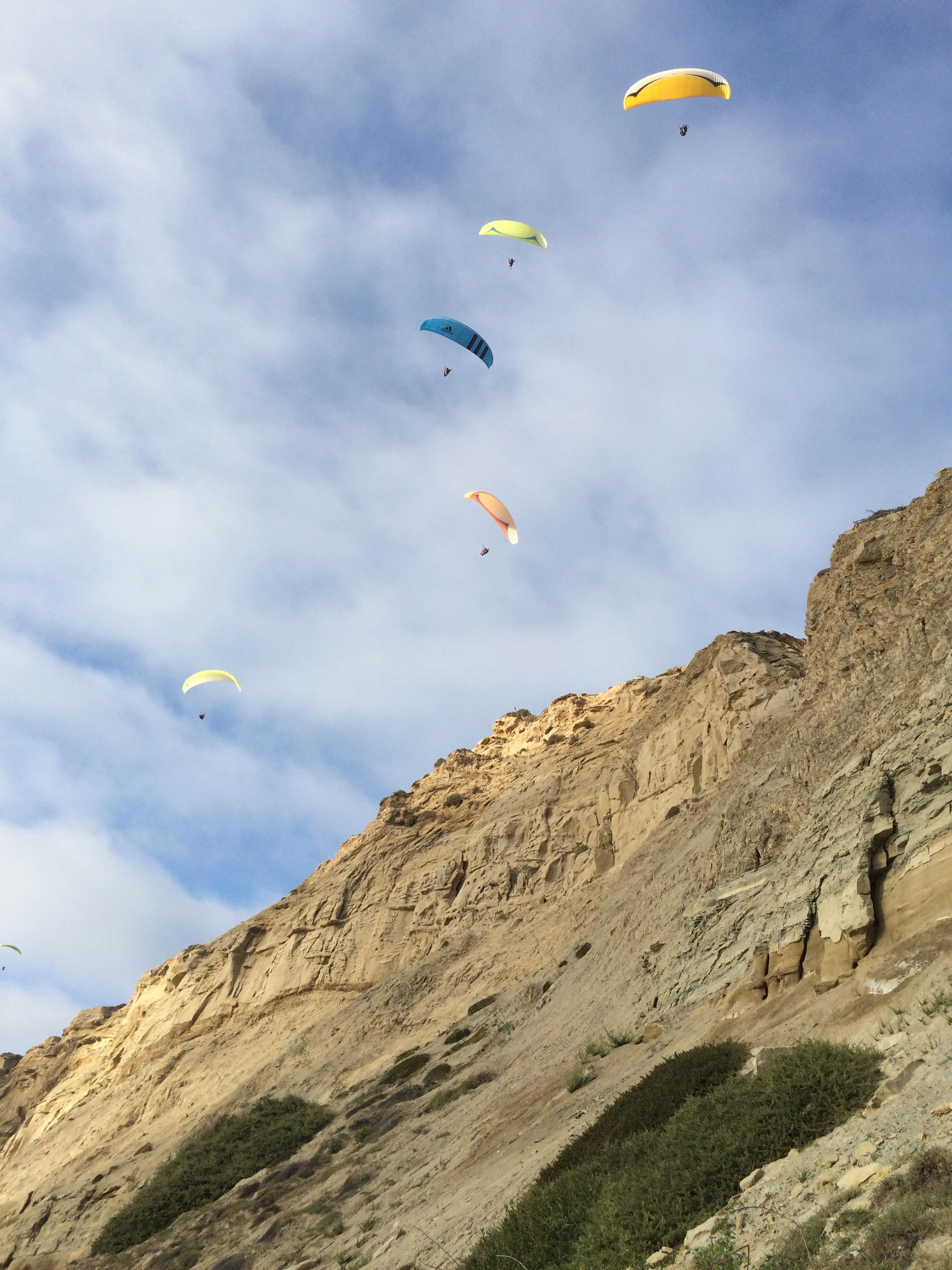 La Jolla Gliders